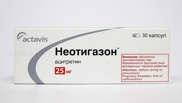 препарат против болезни кожи