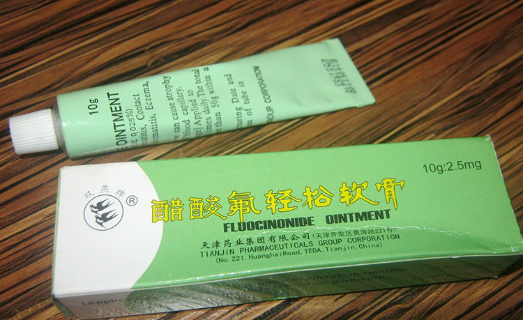 Fluocinonide Ointment